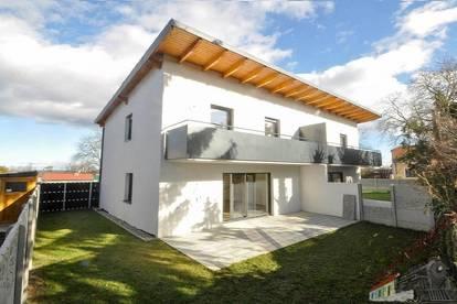 Tag der Offenen Tür am Sonntag den 28. Februar für hochwertige Neubau - Niedrigenergie - Doppelhaushälfte im Stadtteil St. Pölten-Stattersdorf in Massivbauweise