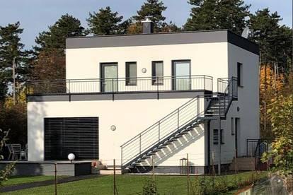 Ideale Kombination für Arbeit und Wohnen_Haus am Waldrand gelegen – Bahnhof ums Eck