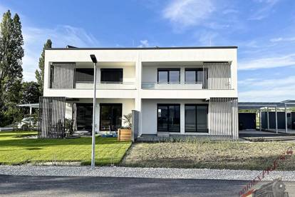 Familienhit! Doppelhaushälfte ca.113m² - 4 Zimmer_Erstbezug! 20min nach Wien