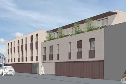 Projekt mit 17 Apartments für Kurzzeitvermietung *Krems Zentrum*