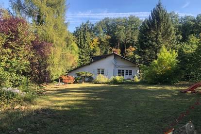 Idyllisches Einfamilienhaus in Siegenfeld bei Baden