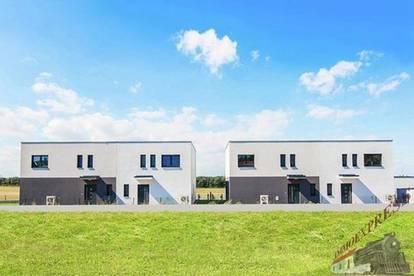 Sehr gut gelegene Doppelhaushälfte in Strasshof mit Garage und 5 Zimmer zum MIETEN