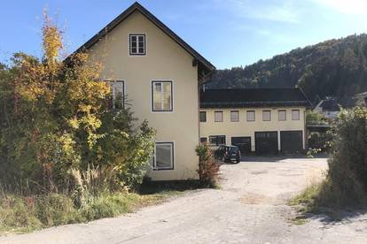 WAIDMANNSFELD im Piestingtal - Baulandbetriebsgrundstück