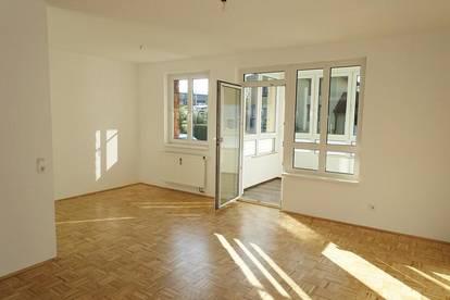 Sonnige Wohnung mit Loggia in Neumarkt