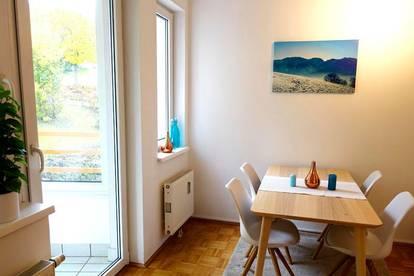 *MIETREDUZIERT WOHNEN* schöne 3-Zimmer Wohnung mit Gartenanteil