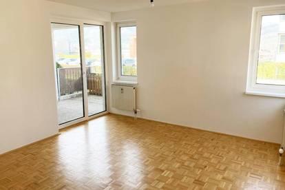 3-Zimmer Wohnung mit kleiner aber feiner, sonniger Terrasse