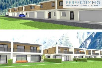 Tolles Doppelhaus mit großzügiger Wohnfläche in Lechaschau in Planung (Haus 5) RESERVIERT