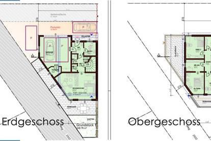 Tolles Doppelhaus mit großzügiger Wohnfläche in Lechaschau in Planung (Haus 1) RESERVIERT