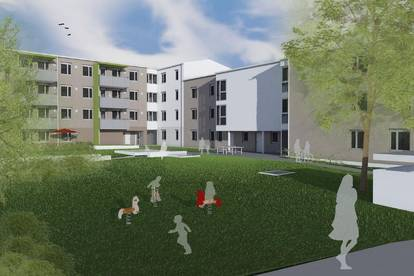 Neubau-Mietwohnungen in Laakirchen teilweise mit Garten