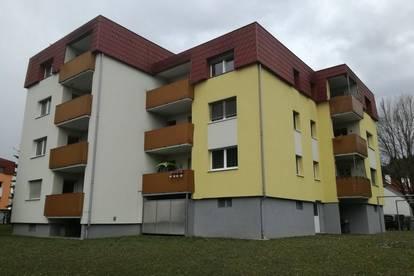 geförderte 2-Zimmer-Wohnung in Schlüßlberg (Liftzubau dzt. in Arbeit)