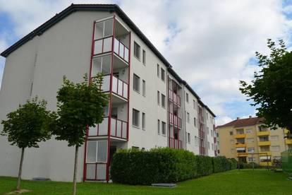 geräumige 2-Zimmer-Wohnung mit Loggia in Traun