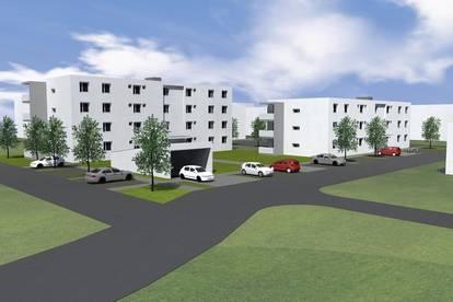 Neubau: moderne 2-Zimmer-Wohnungen in Kirchdorf