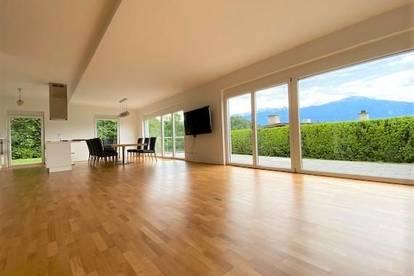 Mühlau – exklusive Gartenwohnung mit Blick auf die Stadt Innsbruck