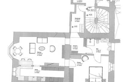 Hall in Tirol: große 2-Zimmer-Wohnung zur Vermietung!