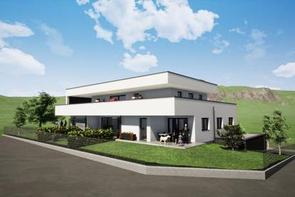 TOP Penthouse Wohnung mit großer Terrasse in Hohenzell