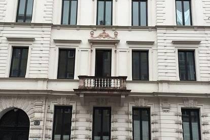 Wilten - 5-Zimmer-Altbauwohnung mit 2 Balkonen in Bestlage