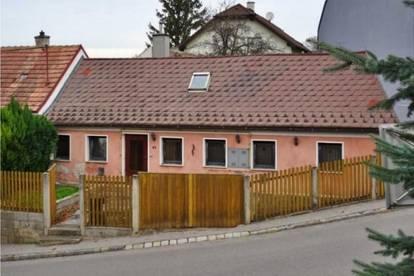 Mistelbach Zentrumsnahes Einfamilienhaus mit Gewölbekeller, samt Innenhof und Terrassengarten