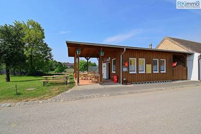 Imbiss mit 631m2 Eigengrund 2126 Eggersdorf bei Ladendorf