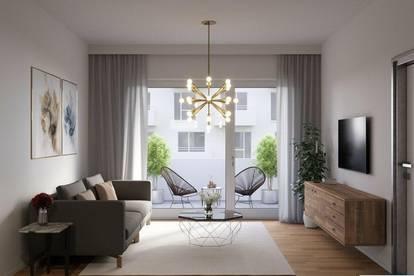 Neuwertige 3-Zimmer Wohnung mit Balkon!