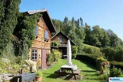 Charmantes Haus in Hanglage für Naturliebhaber!