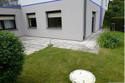 Gepflegte Eigentumswohnung mit Garage sowie alleinige Gartennutzung!