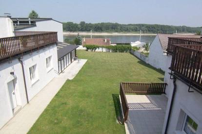 Mietwohnung mit Gartenterrasse und Gemeinschaftsgarten