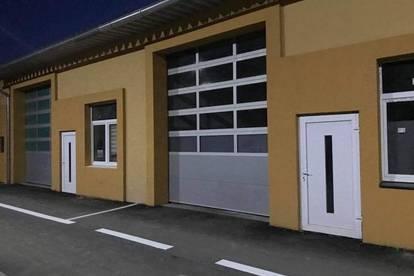 Sollenau: Hallen und Schauräume in verschiedenen Größen