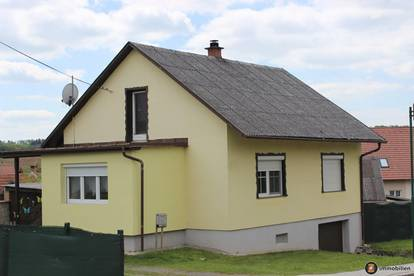 Nähe Pinkafeld: Gepflegtes, bezugsfertiges Wohnhaus!
