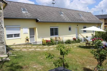 Weinidylle Eisenberg/Burg: Top saniertes Wohnhaus - Nähe Stausee