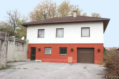 Oberschützen: Wohnhaus in ruhiger Aussichtslage