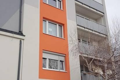 Mietwohnung mit Balkon und Fernsicht
