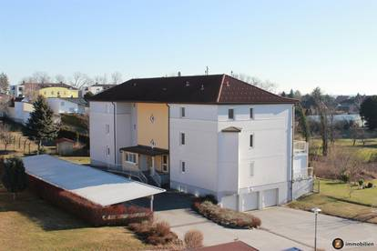 Rechnitz: Provisionsfreie Wohnungen mit Garage und Balkon
