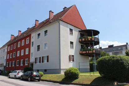 Zentrum Stegersbach: 2-Zimmer Wohnung in ruhiger Seitenstraße