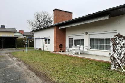 Oberwart: Barrierefreier Bungalow in bester Lage!