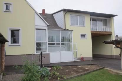 Einfamilienhaus in ruhiger Dorflage - uneinsehbarer Innenhof