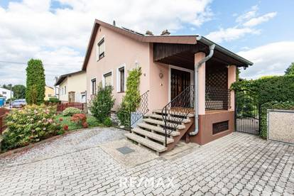 ZUHAUSE IM GLÜCK - Wohlfühlhaus mit Gartenoase + Einliegerwohnung