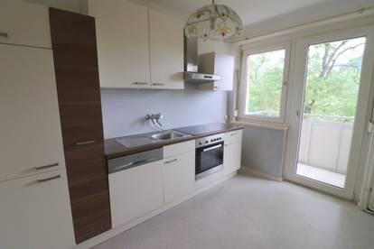 2 Zimmer mit Küche & Balkon AB SOFORT