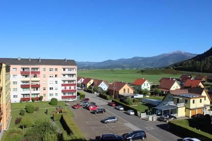 Sonnige Wohnung mit traumhafter Aussicht in Judenburg zu verkaufen!