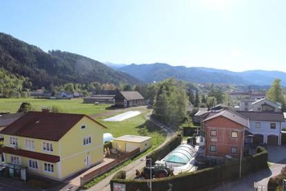 Sonnige Wohnung mit traumhafter Aussicht in Judenburg inkl. Loggia zu verkaufen!