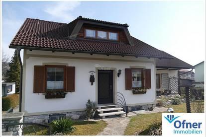 Bärnbach: solides, gepflegtes Einfamilienhaus in ruhiger Stadtrandlage