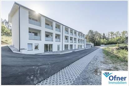 Provisionsfreie 4-Zi.-Wohnung mit Garten in Bärnbacher Höhenlage
