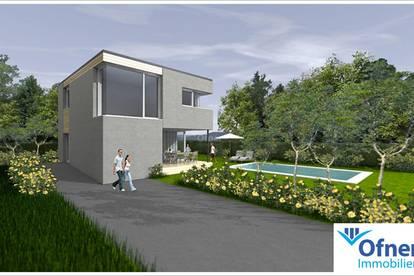 efa-Haus: provisionsfreier Neubeginn in sonniger Grünlage für die moderne Familie