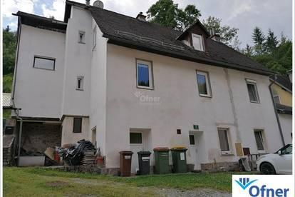 Solides Wohnhaus mit viel Platz und Potenzial - inklusive kleinem Waldstück