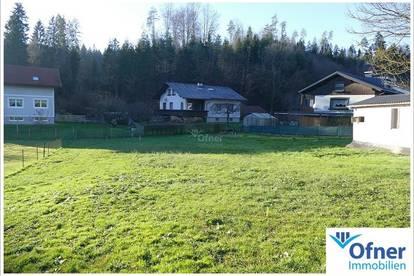 Idealer Grundstein für Ihr neues Zuhause - Baugrund in Voitsberg