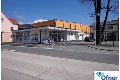 Ihr neuer Firmenstandort am Hauptplatz von Bärnbach!
