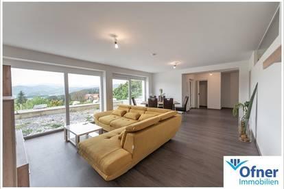Provisionsfreier Sofortbezug: möblierte 3-Zimmer-Wohnung in Bärnbacher Höhenlage