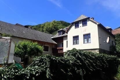 Wohnen in der Wachau mit Donaublick