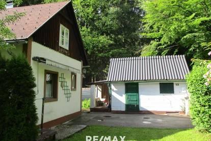 KAUFVEREINBARUNG! nettes Ferienhaus im Nationalpark Gesäuse