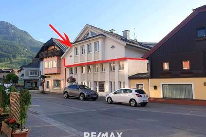 Außergewöhnliche Dachgeschosswohnung im Zentrum Gröbmings!