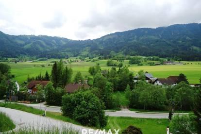 KAUFVEREINBARUNG!!! Sonniges Grundstück mit Grünblick in Lassing-Heuberg
